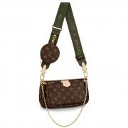 Louis-Vuitton-Multi-Pochette-Accessoires-Monogram-Khaki