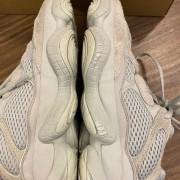 Yeezy Adidas 500 Sneakers Shoes Salt SZ 4.5 Lust4Labels 11