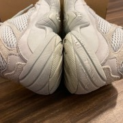 Yeezy Adidas 500 Sneakers Shoes Salt SZ 4.5 Lust4Labels 12