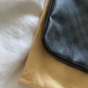 Louis Vuitton Black Damier Graphite Thomas Messenger Bag Lust4Labels 6