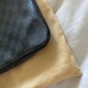 Louis Vuitton Black Damier Graphite Thomas Messenger Bag Lust4Labels 7