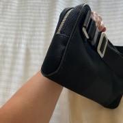 Louis Vuitton Mens Black Damier Geant Acrobat Pouch Bag Lust4Labels 10
