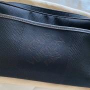 Louis Vuitton Mens Black Damier Geant Acrobat Pouch Bag Lust4Labels 2