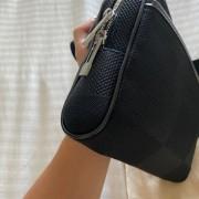 Louis Vuitton Mens Black Damier Geant Acrobat Pouch Bag Lust4Labels 7