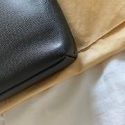 Louis Vuitton Mens Black Taiga Leather Grigori MM Messenger Bag Lust4Labels 10