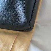 Louis Vuitton Mens Black Taiga Leather Grigori MM Messenger Bag Lust4Labels 3