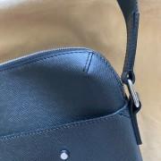 Louis Vuitton Mens Black Taiga Leather Grigori MM Messenger Bag Lust4Labels 7